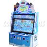 Snow Ball Drop Ticket Redemption Game Machine 2 Players