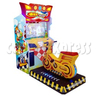Bike Rally Ticket Redemption Game Machine