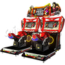 Speed Rider 2 Twin Racing Game Machine
