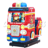 Fire Rescue Car Kiddie Ride Machine