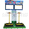 Happy Jumping Island Arcade Ticket Redemption Machine