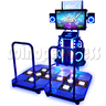 Step ManiaX Dancing Machine