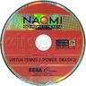 Virtua Tennis 2 (Power Smash 2) software (CD only)