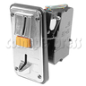 Front Insertion Electronic Coin Selector