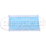 Blue Standard Medical Surgical Face Mask With Earloop and Covered Edge (CE Certificate)
