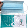 Disposable Blue Medical Surgical Face Mask with CE and FDA Certificate and Individual Packaging
