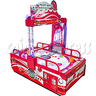 Fastball Air Hockey Ticket Redemption Machine Small Size