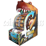 Dinosaur wheel Ticket Redemption Machine Giant Version