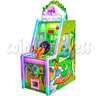 Dinosaur Paradise Ball Shooting Machine Single Version