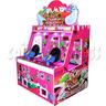 Ice Cream Paradise Ball Shooting Machine 2 Players