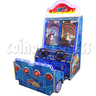 Racing Car Driving Machine 2 players
