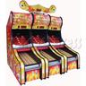 Ghost Bowling Ticket Redemption Arcade Machine