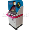 19inch Metal Candy Cabinet (blue color)