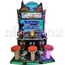 Monster Wars Radiation Simulative Shooting Game Machine