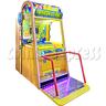 Rainbow Spinner Ticket Redemption Arcade Machine