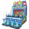 Crazy Graffiti Water Shooting Amusement Machine