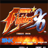 King of Fighters 96 cartridge