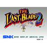 Last Blade 2 Bakumatsu Roman: Dai Ni Maku Gekka no Kenshi Arcade cartridge