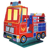 Big Fire Engine Kiddie Ride