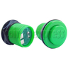 33mm Round Flat Push Button with PCB (welded)
