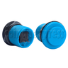 33mm Round Flat Push Button with Momentary Contact Switch