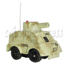 Mini Remote Control Combat Tanks