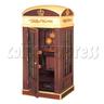 Phone Booth Radio Cassette Jukebox -1