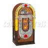 Mini Peacock Radio Jukebox