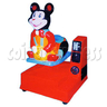 Cartoon Mouse Kiddie Ride