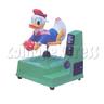 Playful Duck Kiddie Ride