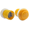 33mm Round Convex Push Button with Momentary Contact Switch
