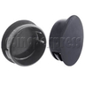 34mm Round Plastics Mounting Hole Cover