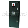 America Style Single Coin Door Assembly