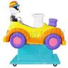 Slivery Fox Car Kiddie Ride