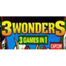 Three Wonders Arcade Game Board Faulty