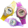 Battery Plastic Watches