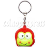 Cartoon Light-up Key Rings