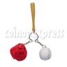 Baseball Key Rings