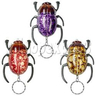 Beetle Torch Key Rings