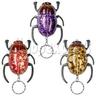 Beetle Torch Key Rings