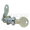 Solid Metal Door Lock with Quincunx Key