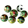 Soccer Player Ball