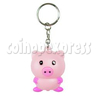 Pinky Pig Light Up Keyrings