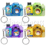Cartoon Camera Light-up Key Rings