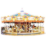 Eagle Revolving Horse Carousel (24 players)