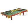 seal pool table