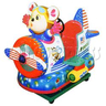 Cartoon Plane Kiddie Ride