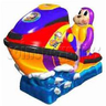 Jet-Ski Seal Monitor Kiddie Ride