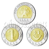 Token-Brass Mix Stainless Steel