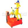 Giraffe Kiddie Ride